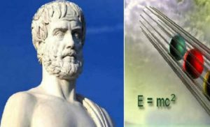 Κι όμως ο Αριστοτέλης ήταν ο πρώτος που ανακάλυψε την Θεωρία της Σχετικότητας