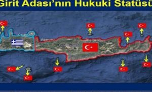 Προκλητική η Τουρκία Η Κρήτη μας ανήκει ΦΩΤΟ