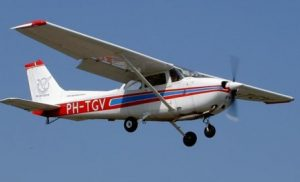 Κρυονέρι Μεσολογγίου:Επιχείρηση για τον εντοπισμό διθέσιου αεροσκάφους