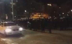 Θεσσαλονίκη: Γιούχαραν Νοτοπούλου και Φάμελλο [βίντεο]