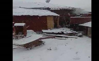 Κεραυνός μετέτρεψε σε… βόμβα λέβητα σπιτιού στην Κοζάνη