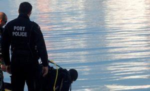 Νεκρός ανασύρθηκε ένας άνδρας από το λιμάνι του Πειραιά μετά από πτώση αυτοκινήτου