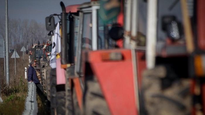 μπλόκα Ετοιμάζουν οι αγρότες της Αχαΐας
