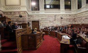 Πώς διαμορφώνονται οι ισορροπίες στην Επιτροπή της Βουλής για την Συμφωνία των Πρεσπών