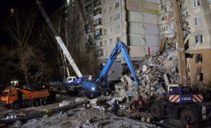 Στους 24 οι νεκροί από την κατάρρευση πολυκατοικίας στη Ρωσία