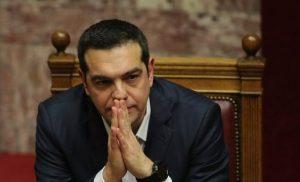 Handelsblatt: Ο Τσίπρας είναι πλέον επικεφαλής κυβέρνησης μειοψηφίας