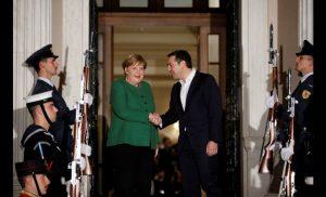 Βελγικός Τύπος για την επίσκεψη Μέρκελ: Μεταμέλεια, αλλά χωρίς επανορθώσεις