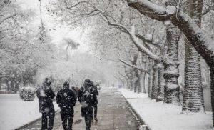 Κακοκαιρία: Κλειστό το ΑΕΙ και το ΤΕΙ στην Κοζάνη λόγω χιονοπτώσεων