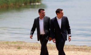 Ωμοί εκβιασμοί από Βερολίνο για τις Πρέσπες στην Αθήνα:Θα υπάρξουν συνέπειες στην Οικονομία αν