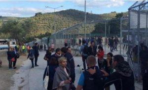 Χειροπέδες σε 31 ανηλίκους σε hot spots στα νησιά του βορείου Αιγαίου