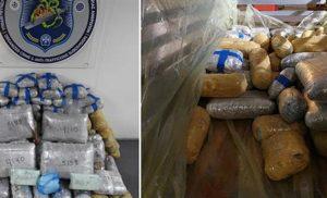 Η αστυνομία «ξήλωσε» κύκλωμα εισαγωγής και διακίνησης ναρκωτικών – ΦΩΤΟ