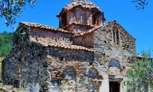 Διασώζεται ναός του 1350 μΧ στον Θεολόγο Σπάρτης – Δείτε ΦΩΤΟ & ΒΙΝΤΕΟ!