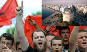 Τώρα οι Αλβανοί θέλουν και την Θεσσαλονίκη – Ζητούν αποζημιώσεις και εδάφη πίσω – Δείτε ΒΙΝΤΕΟ