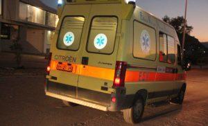 30χρονος παρασύρθηκε και τραυματίστηκε θανάσιμα από αυτοκίνητο