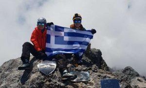 Εβερεστ: Δύο Ελληνίδες θα προσπαθήσουν ν' ανέβουν στην «Στέγη του Κόσμου»