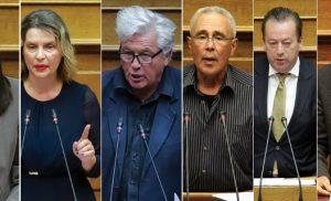 Σάλος στα κόμματα με τους 6 δανεικούς βουλευτές που προσχώρησαν στον Τσίπρα