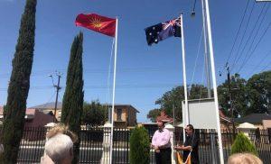 Στη Βουλή πανηγυρίζουν για τη Συμφωνία των Πρεσπών και οι Σκοπιανοί υψώνουν τη σημαία της «κατεχόμενης Μακεδονίας»!