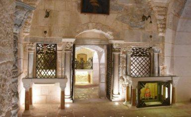 Αυτό είναι το κελί του Ιησού – Δείτε τις φωτογραφίες από τις έρευνες
