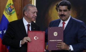 Έξαλλος ο Τραμπ με τον Ερντογάν: Έστησε «πλυντήριο» χρυσού για να σώσει τον Μαδούρο;