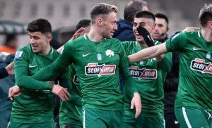 Super League: Ζωντανός στη μάχη της πεντάδας ο ΠΑΟ, 1-0 τον Αστέρα Τρίπολης