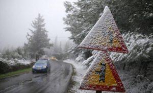 Καιρός: Βροχές, χιόνια και χαμηλές θερμοκρασίες – Ψυχρή εισβολή με χιονοπτώσεις ακόμα και στην Αθήνα