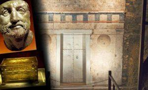 Τα οστά του Φιλίππου καταχωνιασμένα στις αποθήκες του Αρχαιολογικού Μουσείου της Βεργίνας