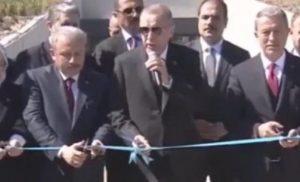 Μουσείο της Τροίας απέκτησε η Τουρκία -Περιχαρής ο Ερντογάν στα εγκαίνια ΒΙΝΤΕΟ