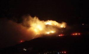 Φωτιά ΤΩΡΑ: Μεγάλη πυρκαγιά στην Κύμη Ευβοίας