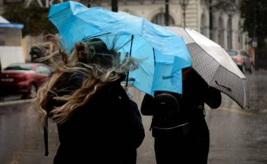 Καιρός: Bροχές και καταιγίδες την Τετάρτη