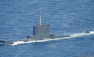 Φωτογραφίες – ντοκουμέντο: «Εμπλοκή» ελληνικού υποβρυχίου με τουρκική ακταιωρό