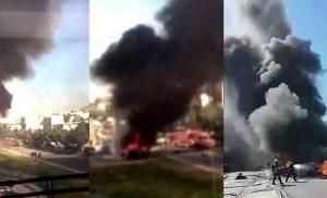 Έκρηξη στη Γλυφάδα: Καρέ-καρέ το καρτέρι θανάτου στον μαφιόζο (vids)
