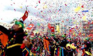Πλήθος κόσμου στις αποκριάτικες εκδηλώσεις του δήμου Κοζάνης