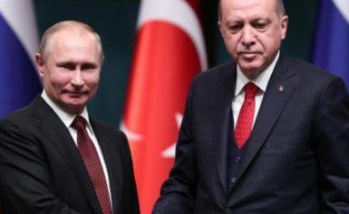 Ανατροπή στον ελληνικό τουρισμό: Χωρίς διαβατήριο οι Ρώσοι στην Τουρκία