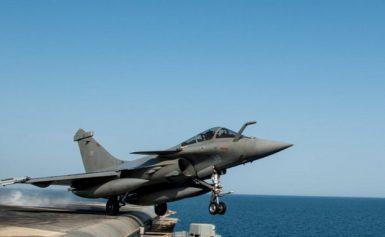 Κύπρος: Γαλλικά μαχητικά αεροσκάφη πέταξαν στο FIR Λευκωσίας