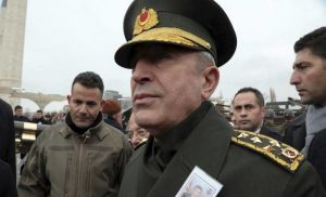 Νέα προκλητική δήλωση του Τούρκου υπουργού Άμυνας για το Αιγαίο