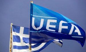 Οριστικά στη 14η θέση της UEFA η Ελλάδα
