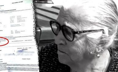 «Παγώνει» το πρόστιμο για την 90χρονη που πουλούσε τερλίκια