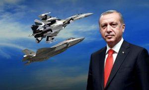 Ρωσική ψυχρολουσία – Μόσχα: «Συζητάμε με την Τουρκία για προμήθεια μαχητικών Su-35»