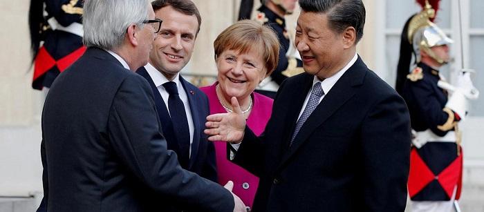 Συμφωνίες σοκ ΕΕ-Κίνας κτυπούν την «καρδιά» των ΗΠΑ: «Deal» 35 δισ. ευρώ και πρόσκληση για τον «Δρόμο του Μεταξιού