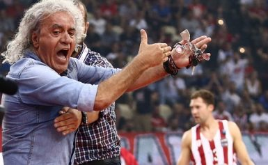 Τζήλος: Ποινική δίωξη στον Τσουκαλά από τον αθλητικό εισαγγελέα