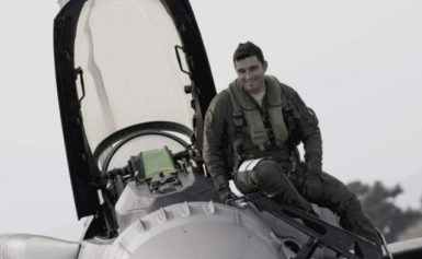 Ο Έλληνας Σμηναγός που ψηφίστηκε «καλύτερος πιλότος-ηγέτης» στο ΝΑΤΟ