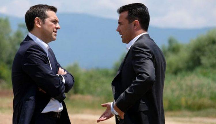 Μας δουλεύει ψιλό γαζί ο Ζάεφ: «Να μας πει η Ελλάδα αν οι Βορειοελλαδίτες μιλούν Μακεδονικά»