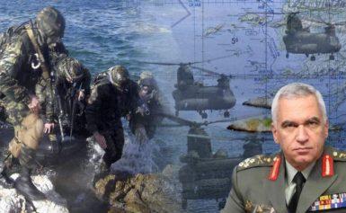 Απασφάλισε ο Στρατηγός :Η μεγαλύτερη απειλή για την Eθνική Aκεραιότητα της Ελλάδος …Είναι η κυβέρνηση του ΣΥΡΙΖΑ