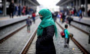 Εκκενώθηκε από τους πρόσφυγες ο Σταθμός Λαρίσης