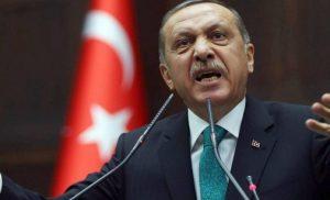 Ερντογάν: Θα σπάσουμε κάθε χέρι που απλώνεται στην πατρίδα μας!