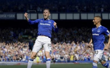 Premier League: Διασυρμός της Μάντσεστερ Γιουνάιτεντ, την κέρδισε 4-0 η Εβερτον