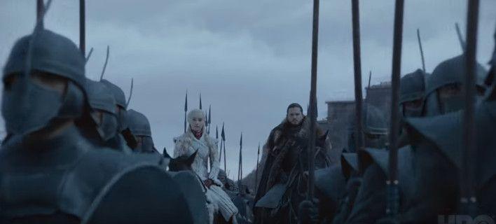 Game of Thrones: Τα νέα teaser είναι αποκαλυπτικά [βίντεο]