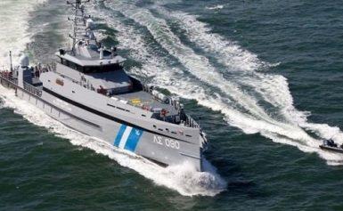 Ακυβέρνητο τουρκικό πλοίο ανοικτά του Αγαθονησίου!