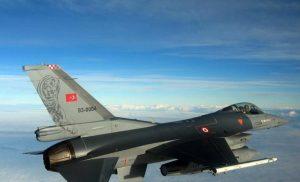 Νέες υπερπτήσεις από τουρκικά μαχητικά σε Οινούσσες-Παναγιά