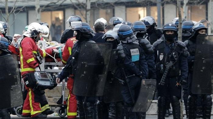 Γαλλία: Σχεδόν 7.500 αστυνομικοί στους δρόμους του Παρισιού για την Πρωτομαγιά